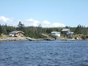 Wilson's Cove on the Beautiful Liscomb Harbour