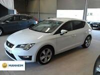 Seat Leon 2.0 TDI FR 5dr (start/stop) LIMITED EDITION+1 OWNR+2 KEYS