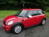 2011 61 MINI HATCH FIRST 1.6 FIRST 3D 75 BHP ** PART EXCHANGE WELCOME **