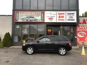 Jeep Compass Sport-AUTOMATIC-NORTH EDITION 2007