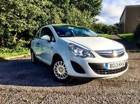 Vauxhall Corsa 1.0 Ecoflex 2013 # Genuine 23k # 2 owners Full Service History