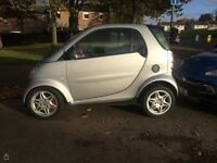 Fab and funky little Smart Car