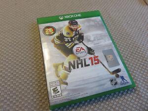 NHL 15 for XboxOne