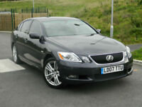 2007 07 REG LEXUS GS 450h 3.5 ( Wood Pack ) Seq SE-L FLSH+MEGA SPEC!