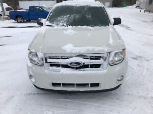 2011 FORD ESCAPE XLT SUV 4WD
