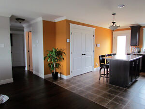 Gorgeous fully furnished 3 Bedroom for rent November 1st St. John's Newfoundland image 2