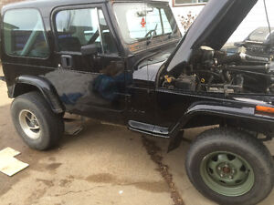 1989 Jeep Other YJ Other Strathcona County Edmonton Area image 4