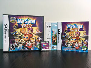 MySims Party for Nintendo DS
