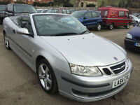 Saab 9-3 1.8t Vector CONVERTIBLE - 2005 54