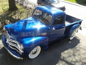 1954 CHEVY 3100 1\2 TON PICK UP