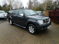 2008 08 Reg Nissan Navara 2.5dCi auto Long Way Down Expedition 75000 Miles !!