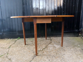 V gplan drop leaf dining table - delivery available