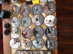 ps3 games / great deal for 17 games