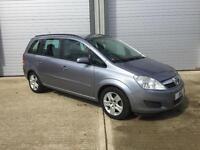 2009 Vauxhall Zafira 1.9 CDTi Exclusiv 5dr