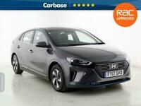 2017 Hyundai Ioniq 1.6 GDi Hybrid Premium SE 5dr DCT HATCHBACK Petrol/Electric H