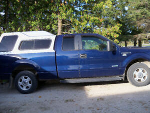 2011 Ford F-150 Pickup Truck Ecoboost