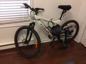 CCM Mountain bike for sale (All Accessaries included)