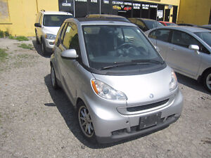 2009 SMART CONVERTIBLE PASSION EDITION  CLEAN CAR PROOF