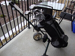 Golf Club and Golf bag For Sale