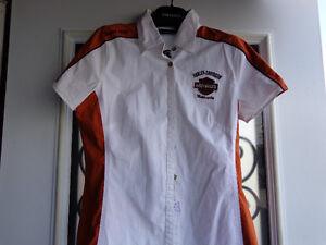 Harley Davidson Shirts in Med.   recycledgear.ca Kawartha Lakes Peterborough Area image 3