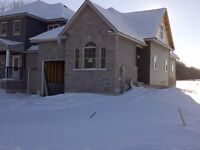3 bedroom Bungalow Townhouse for rent in Orillia