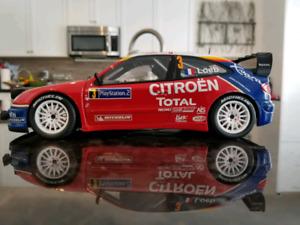 1:18 Diecast Autoart Citroen Xsara WRC Rallye De France