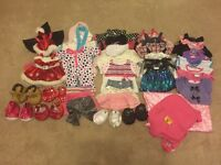 Girl Build-A-Bear Clothing/Shoes/Accessories