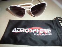 assorted sun glasses, cases, etc. all for 10.00