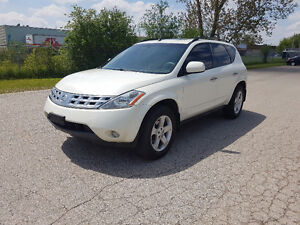 2004 Nissan Murano SL /NO ACCIDENTS / SAFETY / E-TEST / WARRANTY