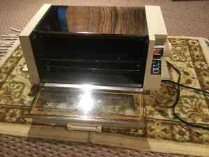Toaster Oven: Bake / Broil/ Toast