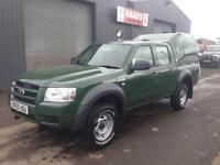2009 (59) Ford Ranger 2.5 TDCi Double Cab *Forestry * Wildlife Conversion* 78k*