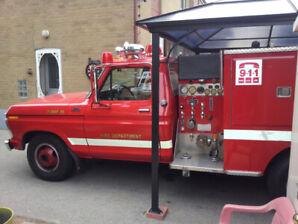 Mini Firetruck
