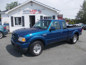 2010 Ford Ranger Sport Extended Cab New MVI Runs Great!