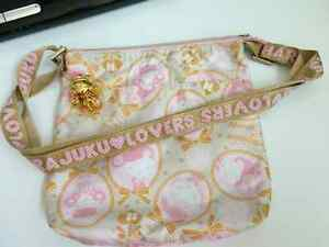 "Harajuku Lovers ""Delish Cameo Girls"" Woman's Crossbody Bag"