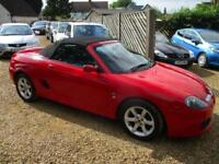 2003 MG TF 1.8 Stepspeed 2dr