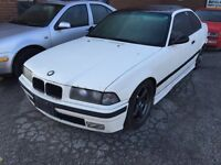 BMW E36 325 with S52 M3 motor