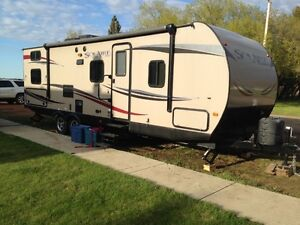 2014 Palomino Solaire 267BHSK - Double Bunks
