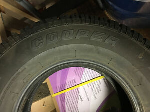 Mud / Snow tires from Ford Ranger