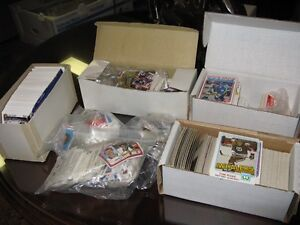 Old Hockey Cards and old hockey stickers