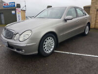 Mercedes-Benz E320 CDI 7G-Tronic - FULL SERVICE HISTORY