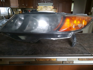 Headlights   2006/2008  Honda civic