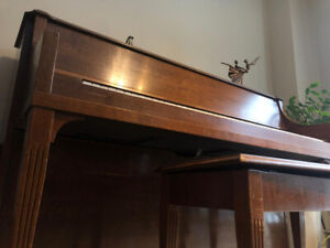 LESAGE - Upright Piano (piano bench + metronome included)