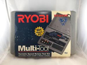 Kit d'Outil Rotatif Ryobi