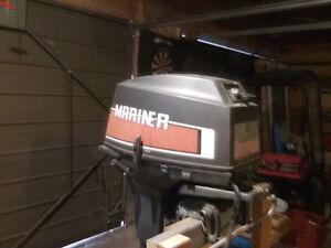 40 HP Mariner