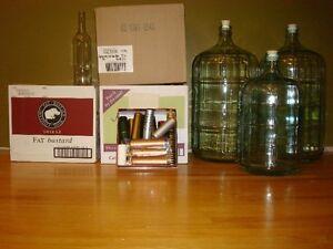 winemaking equipment and supplies