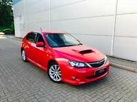 2008 08 reg Subaru Impreza 2.5 WRX Turbo + RED + Nice spec