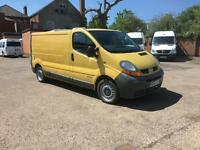 Renault Trafic 1.9TD LL29dCi 100 (2005)