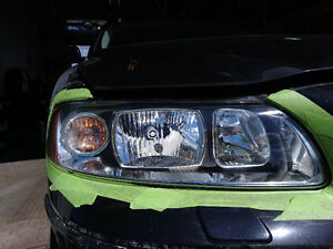 HEADLIGHT RESTORATION, THE BEST, + UV PROTECTION West Island Greater Montréal image 5