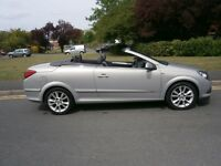 Vauxhall Astra 2.0I 16V TURBO TWIN TOP DESIGN REDUCED TO £3999 (beige/buff) 2006