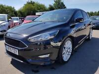 2015 Ford Focus 1.5 T EcoBoost Zetec S (s/s) 5dr